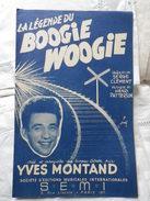 Yves Montand La Légende Du BOOGIE WOOGIE - Music & Instruments