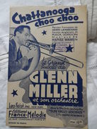 GLENN MILLER Chattanooga Choo Choo - Song Books