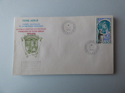 1 Er Jour  Terre  Adélie1991 - French Southern And Antarctic Territories (TAAF)