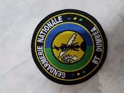 Ecusson Gendarmerie - Police