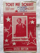 CHARLES TRENET - TOUT ME SOURIT - Music & Instruments