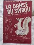 LA DANSE DU SPIROU - Song Books