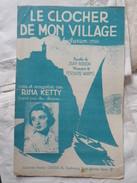 LE CLOCHER DE MON VILLAGE RINA KETTY - Music & Instruments