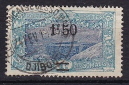Cote Des Somalis N°118  Belle Obliteration - Usati