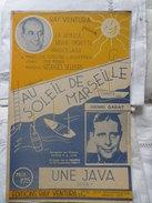 RAY VENTURA _ AU SOLEIL DE MARSEILLE - Song Books