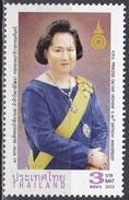 Thailand Siam 2003 Geschichte Persönlichkeiten Königshaus Royals Geburtstag Prinzessin Galyani Vadhana, Mi. 2187 ** - Thailand