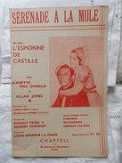 SERENADE A LA MULE - Song Books