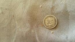 Piece En Argent De 10 Cent De 1894 An 91 - Haïti
