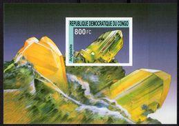 R.D. Du Congo 2002 - Minéraux - BF ND Neufs // Mnh Imp. - République Démocratique Du Congo (1997 -...)