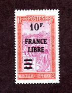 Madagascar N°253 N** LUXE  Cote 32 Euros !!!RARE - Neufs