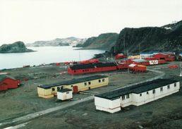 1 AK Antarctica * Base Eduardo Frei - Chilenische Forschungsstation Auf Der Insel King George * - Ansichtskarten