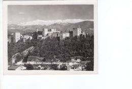 U1027 Granada, Vista General Alhambra Y Sierra - Altri