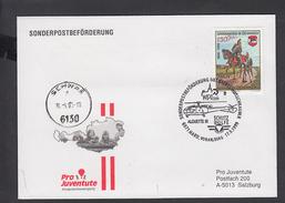 AUSTRIA  1999 - Annullo Speciale Illustrato - Elicottero - Elicotteri