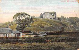 Ecosse Scotland - Ayrshire - Dundonald Castle - Ayrshire