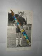 Photo Format Cp FOOTBALL  HENRI ALBERTO   MONACO - Other