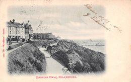 Angleterre - Folkestone - Madeira Walk 1902 - Folkestone