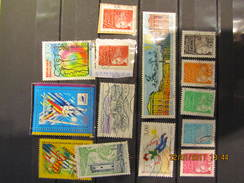 Frankreich Mix Set Stamps Of 1997 France Francia Frankrijk Small Selection Of Fine Used 379 - Frankreich