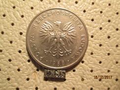 POLAND 10 Zlotych 1988 # 6 - Poland