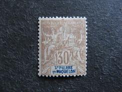 Saint Pierre Et Miquelon:  N° 67, Neuf X . 1° Choix. - St.Pierre Et Miquelon