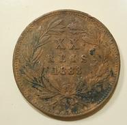 Portugal XX Reis 1883 D. Luiz I - Portugal