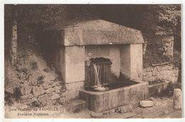 01 - La FAUCILLE - Fontaine Napoléon - Gex