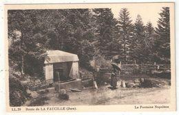01 - Route De LA FAUCILLE - La Fontaine Napoléon - LL 39 - Gex