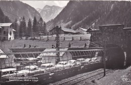 Böckstein - Autoverladung Tauerntunnel (2717) - Böckstein