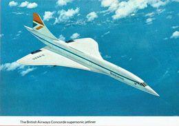 CONCORDE - Flugzeuge