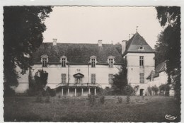 21 -   CREANCEY  -  Le Château  -9x14 Dentelée, Glacée - France