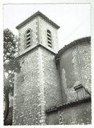 SEPTÊMES Les VALLONS -  Le Clocher De L'Eglise Ste-Anne - France