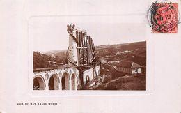 Ile De Man - Isle Of Man - Laxey Wheel 1908 - Man (Eiland)