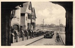 BELGIQUE - FLANDRE OCCIDENTALE - KNOCKE-ZOUTE - Rue Wielinger. - Knokke