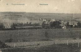 BELGIQUE - LIEGE - STAVELOT - FRANCORCHAMPS - Panorama. (n°16). - Stavelot