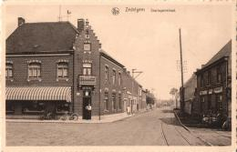 BELGIQUE - FLANDRE OCCIDENTALE - ZEDELGEM - Snellegemstraat. (rue De Snellegem). - Zedelgem