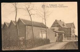 VOLLEZEELE - VOLLEZELE -  KASTEEL VAN DEN BOSSCHE - VANDERSCHUEREN - België
