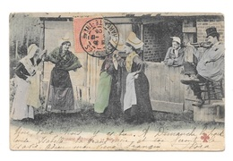 (18111-14) Danse Rustique - Le Vis à Vis - France