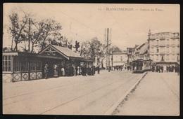 BLANKENBERGE - STATION DU TRAM - Blankenberge