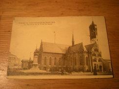 Gand, 1913, Le Pavillon De La Ville De Gand (R3) - Gent