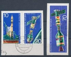 DDR/East Germany/Allemagne Orientale 1975 Mi: 2083-2085 Yt: 1763-1765 (Gebr/used/obl/o)(2861) - Used Stamps