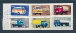 DDR/East Germany/Allemagne Orientale 1982 Mi: 2744-2749 Yt:  (Gebr/used/obl/o)(2869) - Oblitérés