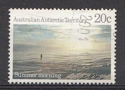 Terr.Antarq.Australien 1987 Mi.Nr: 76 Landschaften   Oblitèré / Used / Gebruikt - Oblitérés