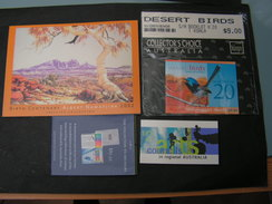 Australia MH Lot 2007  **  Ca. 20 AU$  Portogültig Weit Unter Postpreis - Markenheftchen