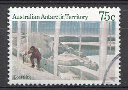 Terr.Antarq.Australien 1984 Mi.Nr: 69 Landschaften   Oblitèré / Used / Gebruikt - Territoire Antarctique Australien (AAT)