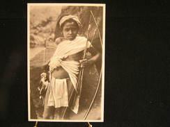 A-142 / Enfant Au Retour De La Chasse ( Pays Inconnu ) - Auxiliaire Laïques Des Missions-Bruxelles - Cartes Postales
