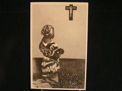A-144 / Congo - Kinshasa (ex Zaire) Congo Belge - Le Pater ( Congo Belge ?) - Auxiliaire Laïques Des Missions-Bruxelles - Cartes Postales