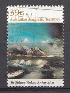 Terr.Antarq.Australien 1989 Mi.Nr: 84 Landschaften   Oblitèré / Used / Gebruikt - Territoire Antarctique Australien (AAT)