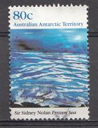 Terr.Antarq.Australien 1989 Mi.Nr: 87 Landschaften   Oblitèré / Used / Gebruikt - Territoire Antarctique Australien (AAT)