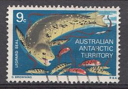 Terr.Antarq.Australien 1973 Mi.Nr: 27 Tiere Der Antarktis   Oblitèré / Used / Gebruikt - Oblitérés