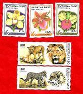 2949 - BURKINA  FASO- 1996  N° 994B/4D**+999** - Burkina Faso (1984-...)