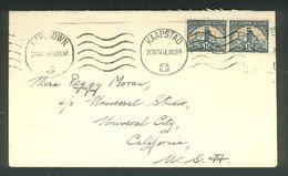 Enveloppe De Kaapstad Du 20 Novembre 1941 - Storia Postale